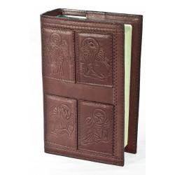 """Custodia Liturgia delle ore 4 volumi """"Quattro Evangelisti"""" - 99L17"""