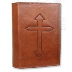 "Custodia Bibbia di Gerusalemme EDB ""Croce Cristiana"" - 77L19"
