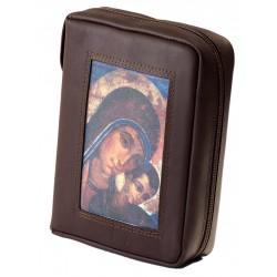 """Custodia per Bibbia di Gerusalemme """"Madonna di Kiko"""""""