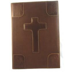 Copri Lezionario 4 Evangelisti in pelle