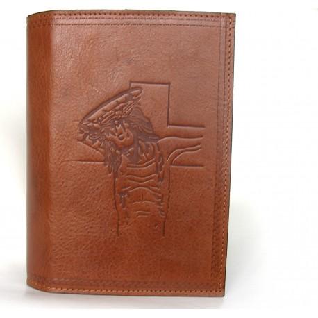 """Custodia Liturgia delle ore 4 volumi """"Cristo sulla Croce"""" - 99L18"""