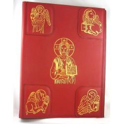 Copri Lezionario Festivo e Feriale  4 Evangelisti - 7985