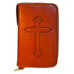 """Custodia liturgia delle ore 4 volumi """"Croce Cristiana"""""""